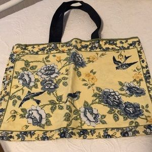 unknown Bags - Etoile Print Canvas Tote
